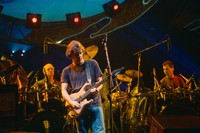 Grateful Dead: Bill Kreutzmann, Bob Weir, and Mickey Hart