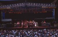 Grateful Dead, ca. 1995: Phil Lesh, Bill Kreutzmann, Bob Weir, Mickey Hart, Jerry Garcia, Vince Welnick