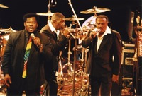 "Persuasions: Jerry Lawson, Jesse ""Sweet Joe"" Russell, Jimmy Hayes"