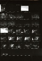 Allman Brothers at Gaelic Park: contact sheet with 27 images