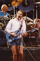Grateful Dead, ca. 1989: Bill Kreutzmann and Bob Weir