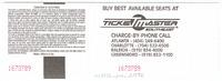 Cellar Door Presents Grateful Dead - Charlotte Coliseum - June 18, 1992