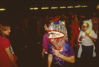 Deadheads in masks, ca. 1991