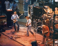 Grateful Dead: Phil Lesh, Bob Weir, Jerry Garcia and Bill Kreutzmann