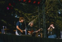 "Bill Graham Memorial (Laughter, Love And Music): Bob Weir, Jerry Gracia, and John Popper performing ""Wang Dang Doodle"""