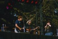 "Bill Graham Memorial (Laughter, Love And Music): Bob Weir, Jerry Gracia, and John Popper performing ""Wang Dang Doodle"""