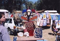 "Deadhead vendor, ""Tribal Artifacts"""