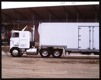 Grateful Dead Productions semi-trailer truck