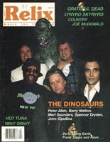 Relix: Volume 15, Number 3 - June 1988