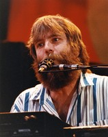 "Brent Mydland performing ""Let the Good Times Roll"""