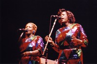 Jerry Garcia Band: Gloria Jones and Jaclyn LaBranch