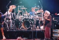 Grateful Dead: Bob Weir, Bill Kreutzmann, Mickey Hart and Jerry Garcia
