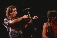 Bob Weir and Bob Dylan