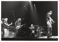 Grateful Dead: Jerry Garcia, Spencer Davis, Brent Mydland, and Bob Weir