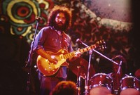 Grateful Dead: Jerry Garcia, Bill Kreutzmann