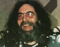 Jerry Garcia laughing, ca. 1978