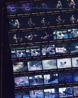 Grateful Dead at Tampa Stadium: contact sheet with 35 images