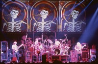 Grateful Dead, ca. 1990s?: Phil Lesh, Bill Kreutzmann, Bob Weir, Mickey Hart, Jerry Garcia