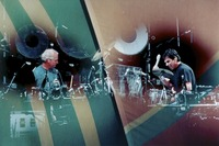 Bill Kreutzmann and Mickey Hart: double exposure