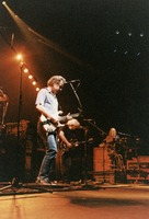 Grateful Dead: Bob Weir, Jerry Garcia, and Vince Welnick