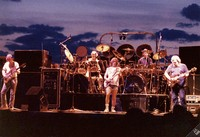 Grateful Dead: Phil Lesh, Bob Weir, Bill Kreutzmann, Mickey Hart, and Jerry Garcia