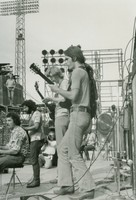 Grateful Dead: Bill Kreutzmann, Jerry Garcia, Phil Lesh, and Bob Weir