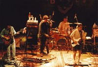 RatDog: Mark Karan, Rob Wasserman, Jay Lane, Bob Weir