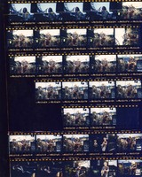 Grateful Dead at Soldier Field: contact sheet with 31 images