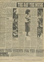 "Melody Maker (May 13, 1972): ""The Day the Music Drowned"", report on the Bickershaw Festival by Roy Hollingworth, Andrew Means, Chris Welch, pictures by Barrie Wentzell"