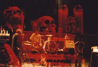 RatDog: Rob Wasserman, Jay Lane, Bob Weir, and Kenny Brooks: double exposure
