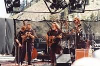 Jerry Garcia and David Grisman: Jim Kerwin, David Grisman, Jerry Garcia, Joe Craven