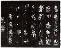 Grateful Dead: contact sheet with 36 images