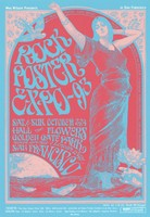 Wes Wilson Presents Rock Poster Expo-93 - October 23-24 [1993] - Hall of Flowers, Golden Gate Park