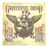 Grateful Dead - Cow Palace - New Year's Eve 1976