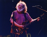 "Jerry Garcia performing ""Picasso Moon"""