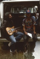 Jerry Garcia and Tex (last name unknown)