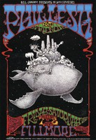 Phil Lesh & Friends - A Benefit for the Unbroken Chain Foundation. August 7-8, 1998, The Fillmore