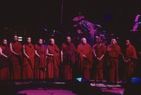 Grateful Dead at Shoreline Amphitheatre: Gyuto Buddhist monks
