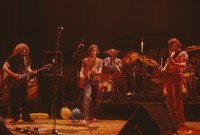 Grateful Dead, ca. 1980: Jerry Garcia, Bob Weir, Bill Kreutzmann, Phil Lesh, Mickey Hart