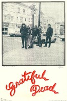 "Grateful Dead 1966 [Jerry Garcia, Ron ""Pigpen"" McKernan, Phil Lesh, Bob Weir, Bill Kreutzmann]"