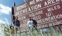 Deadheads at the Richard Bong State Recreation Area