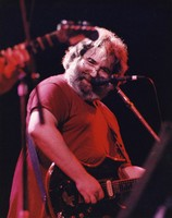 "Jerry Garcia performing ""Stagger Lee"""