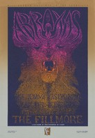 Abraxas, The Tommy Castro Band, Sy Klopps Blues Band - Bill Graham Presents in San Francisco - Lightshow by Brotherhood of Light - October 14, 1994 - The Fillmore