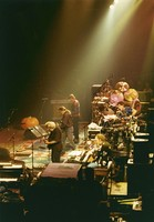 Grateful Dead: Jerry Garcia, Bob Weir, Phil Lesh, Vince Welnick, Mickey Hart, and Bill Kreutzmann