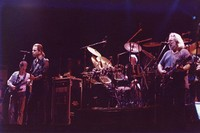Grateful Dead: Phil Lesh, Bob Weir, Bill Kreutzmann, and Jerry Garcia