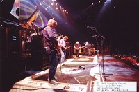 Grateful Dead: Phil Lesh, Bob Weir, Jerry Garcia, Vince Welnick