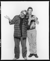 Jerry Garcia and Phil Lesh