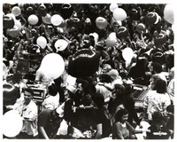 Grateful Dead: the balloon drop