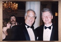 Bill Kreutzmann with Bill Clinton and unidentified others, ca. 1996