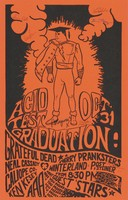 Acid Test Graduation - October 31 [1966] - Grateful Dead, Neal Cassady, Caliope Co., Ken Kesey, Merry Pranksters - Winterland